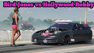 David Bird Jones vs Hollywood Bobby in the finals of Lone survivor street race
