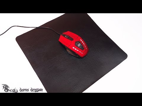 Mouse pad | como se hace una alfombrilla para mause |DIY|