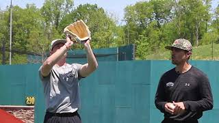 Training Tip: Catching a Fly Ball