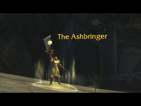 The Story of The Ashbringer