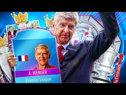 END OF ERA WENGER! MY ALL TIME ARSENAL STARTING 11 SQUAD! FIFA 18 ULTIMATE TEAM