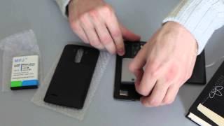 LG G3 : 6000 mAh battery test