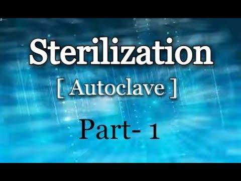 Sterilization / Autoclave / Physical Sterilization ( Hindi ) - YouTube
