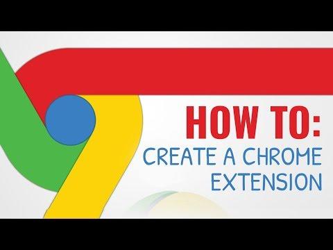 Build A Chrome Extension With JSON | Eduonix