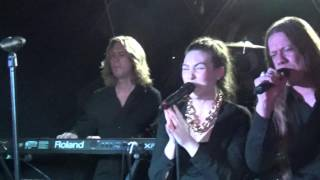 Dragonland Live at Metal på Bruket  2015 10 23  vid 1