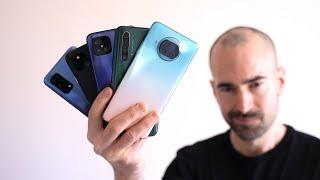 Best Budget 5G Smartphones (2021) - Top 10 Cheap Blowers!
