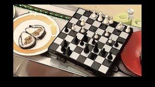 Tablero de ajedrez - Peón pasado, peón bloqueado