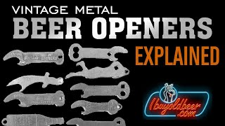 Why is a bottle or can opener called a church key