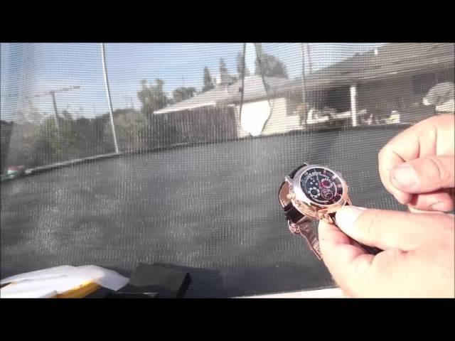 Видео Patek Philippe Sky Moon Tourbillon