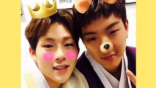 Jooheon And Shownu Moments Part 1 (Monsta X)