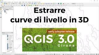 Digital Elevation Model (DEM) 3D Visualization in QGIS 3 0