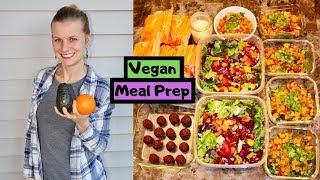 Nutritarian MEAL PREP for the Week