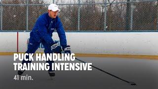 iTrain Hockey Puck Handling Training Intensive