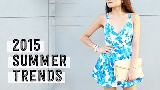 2015 Summer Trends | Fashion Shoes Jewelry | Miss Louie