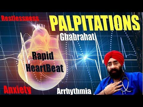 Manifestimet klinike të hipertensionit