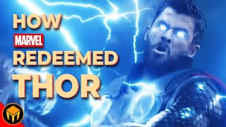 How MARVEL Redeemed THOR | Kholo.pk