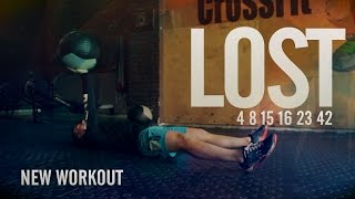 CrossFit WORKOUT. LOST.
