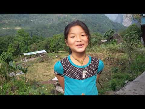 Love me like you do english song from sorip lepcha