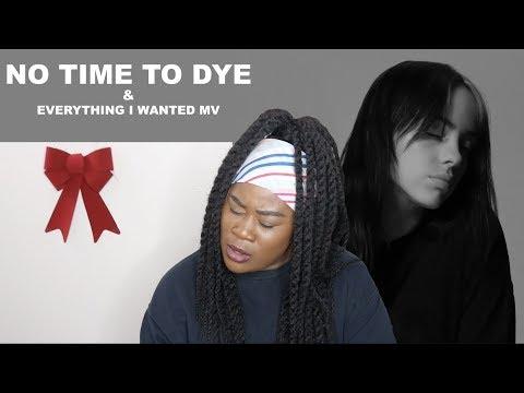 Billie Eilish - No Time To Die  |REACTION|