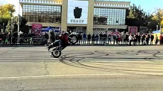 Закрытие мотосезона в Шымкенте 24.10.2015(3)