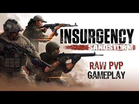 Insurgency: Sandstorm | Raw PvP Gameplay thumbnail