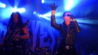 Gothic Girl, The 69 Eyes live @ Halloween in HEL 29.10.2016