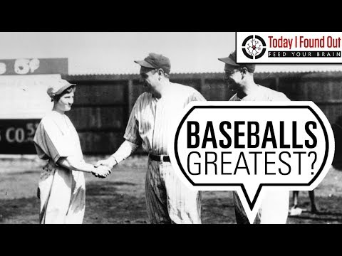 That Time a 17 Year Old Girl Struck Out Babe Ruth and Lou Gehrig Back to Back