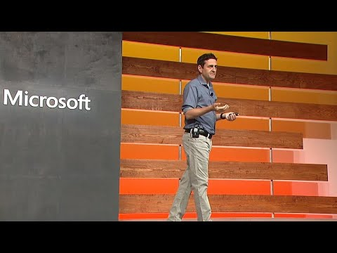 Microsoft PowerApps Power BI and Flow: Power platform vision and roadmap - GS007