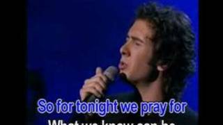 Thankful - Josh Groban (Karaoke)