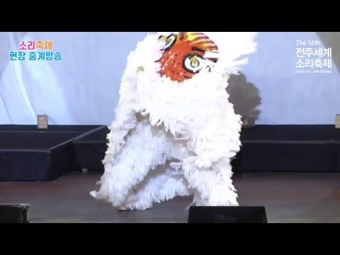 SoriTV 현장 중계방송/ 봉산탈춤보존회(국가무형문화재 제17호)