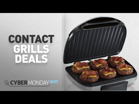 , EverKing Electric Indoor 2-in-1 Grill Griddle combo 1600W
