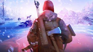 BRUTAL WINTER SURVIVAL - CHAPTER 4 - Survival Crafting In Frozen Wasteland   Pt. 4 The Long Dark