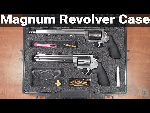 2 Magnum Revolver Case - Featured Youtube Video