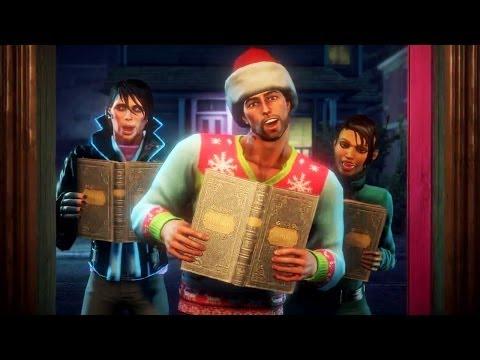 Saints Row IV - How the Saints Save Christmas Steam Key GLOBAL - 1