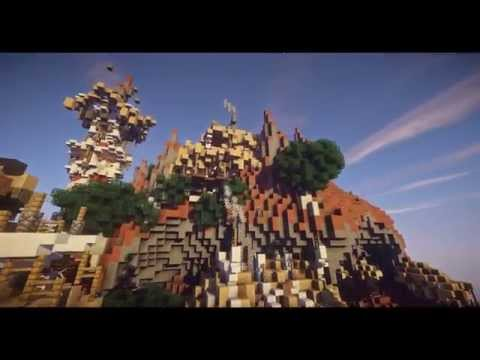 Orhk-Arak - Spawn Skyblock [Now with download] Minecraft Project