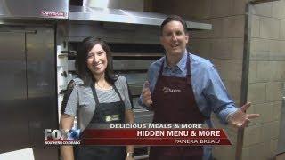 Panera Bread - Hidden Menu & More