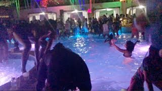 🔥 CRAZIEST HOTEL POOL PARTY 🔥 TRINIDAD CARNIVAL 2018 ♡