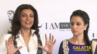 Sushmita Rouble Nagi CoHost A Lunch For Women