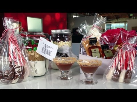 Easy Edible Gift Ideas Perfect For the Holidays | Foodie Gift Guide