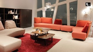 LIGNE ROSET @  imm cologne 2018 LIFESTYLE TV Video