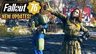 Fallout 76 NEW UPDATES - Mods Coming, Private Worlds & More (Fallout 76 Mods Confirmed)