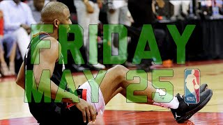 NBA Daily Show: May 25 - The Starters - Video Youtube