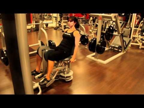 Ćwiczenia na mięśnie na prętach