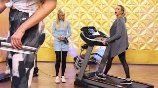 Fitnessstudio? Nicht mit diesen Laufbändern für Zuhause! Mit Vivien Konca (Januar 2019) 4K UHD
