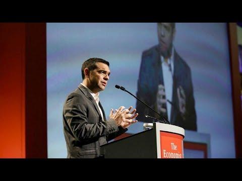 Αλ. Τσίπρας στον Economist: Η συμφωνία με την ΠΓΔΜ επιτυχία για την Ελλάδα…