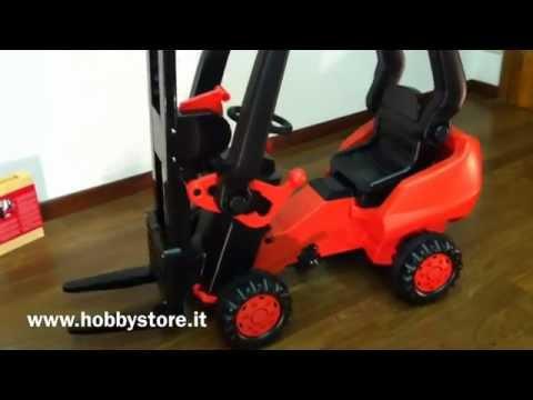 muletto a pedali HobbyStore