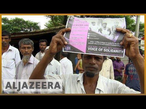 🇲🇲 One year since Myanmar army crackdown, Rohingya seek justice   Al Jazeera English
