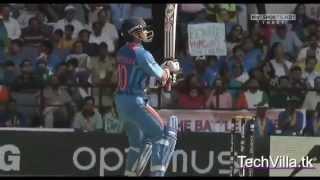 6 Super six's of Sachin Tendulkar. Out Of The Park !