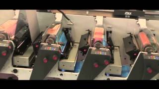 iFlex Label Press: simplicity and productivity in label printing