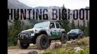 Hunting Bigfoot   A Colorado Wheeling Documentary